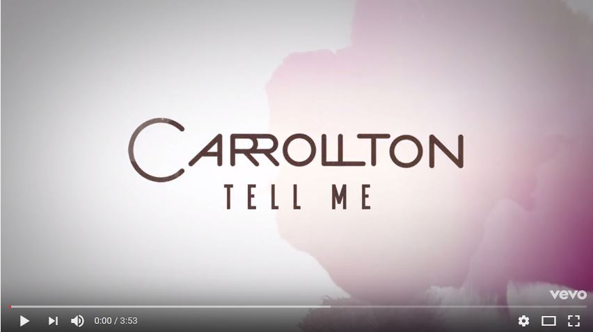 One of Our Favorites. Carrollton - Tell Me