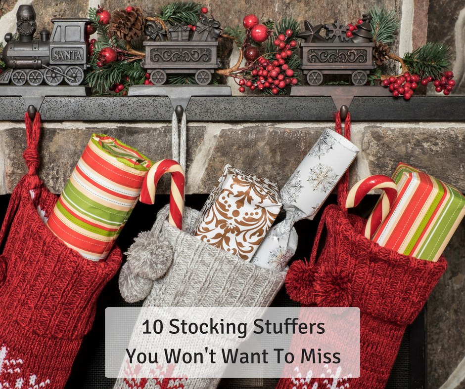 10 Stocking Stuffers You Won't Want To Miss