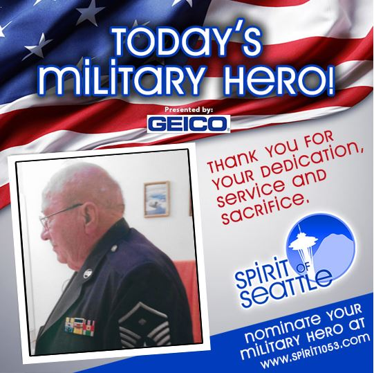 Recognizing Your Military Hero – Roger Brosemer