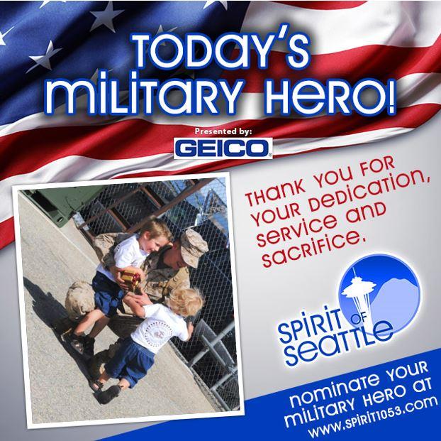 Recognizing Your Military Hero – Thomas Hixson