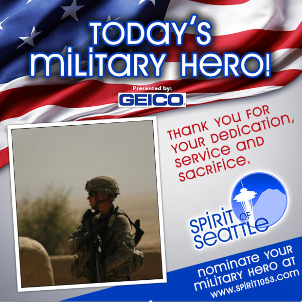 Recognizing Your Military Hero - Mark Colborn