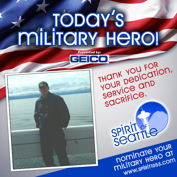 Recognizing Your Military Hero - Dennis Tompkins