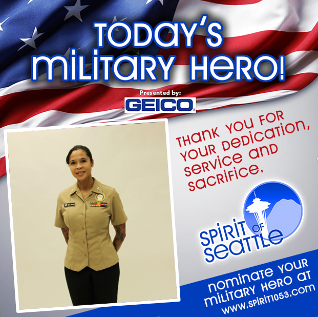 Recognizing Your Military Hero - Marta Martin