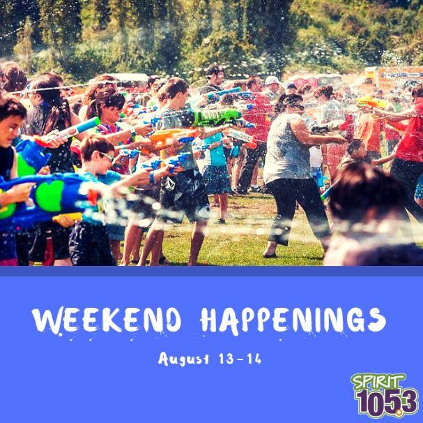 Weekend Happenings: August 13-14