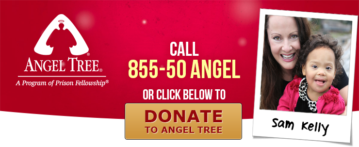 "It takes $14.08 for Angel Tree to reach one child. Here are exciting ""thank you"" gifts for every budget!"