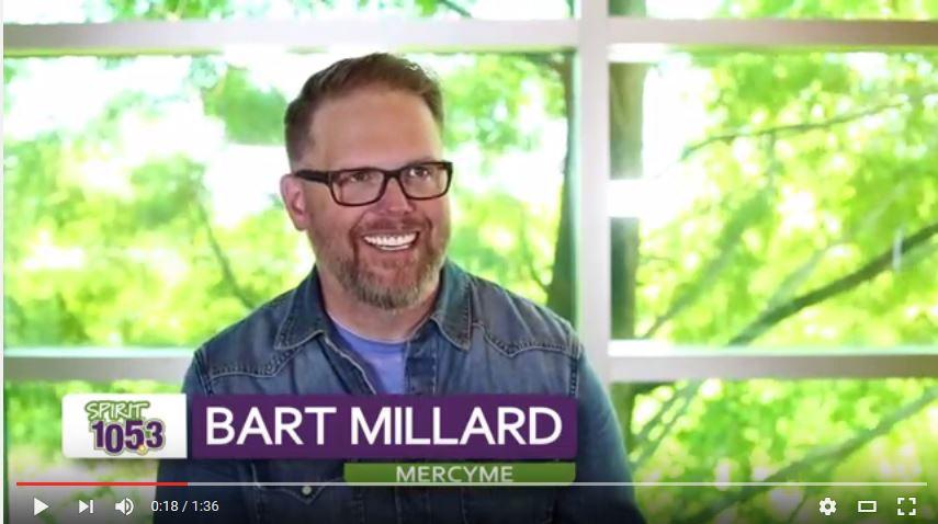 Bart Millard on Parenting & His Best Advice