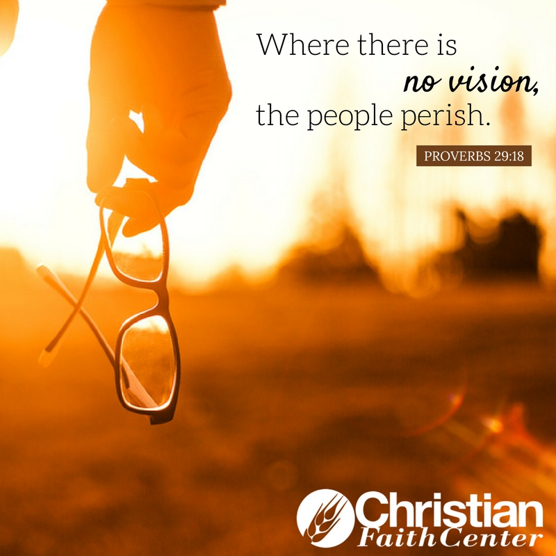 Daily Devotion: The Vision of YOU
