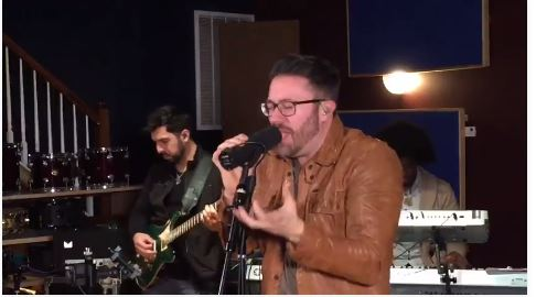 Danny Gokey Performs From His New Album