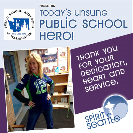 Recognizing the Public School Employees - Samantha Gunter
