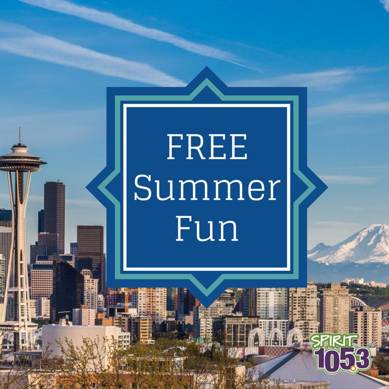 FREE Fun in the Seattle Sun