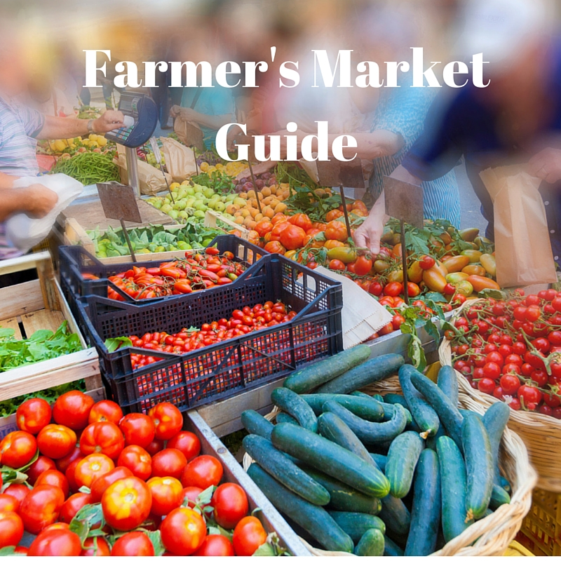 2016 Farmer's Market Guide