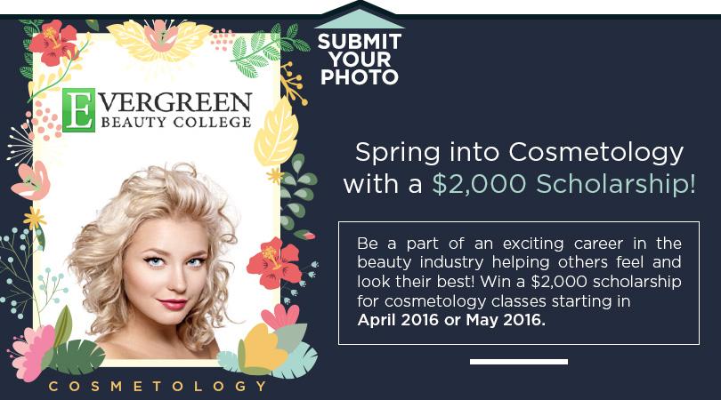 Spring into Hair Design: Claim your $2,000 Scholarship!