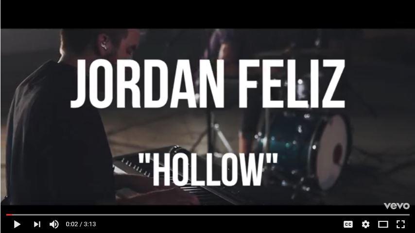 Jordan Feliz - 'Hollow' (Cover version)