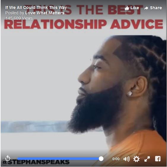 The Best Relationship Advice