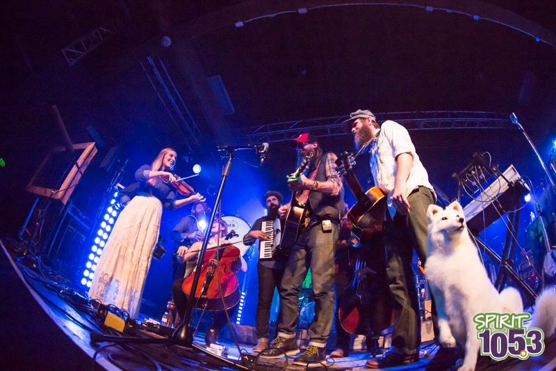 Photo Album: Relive Crowder's Neon Steeple Tour