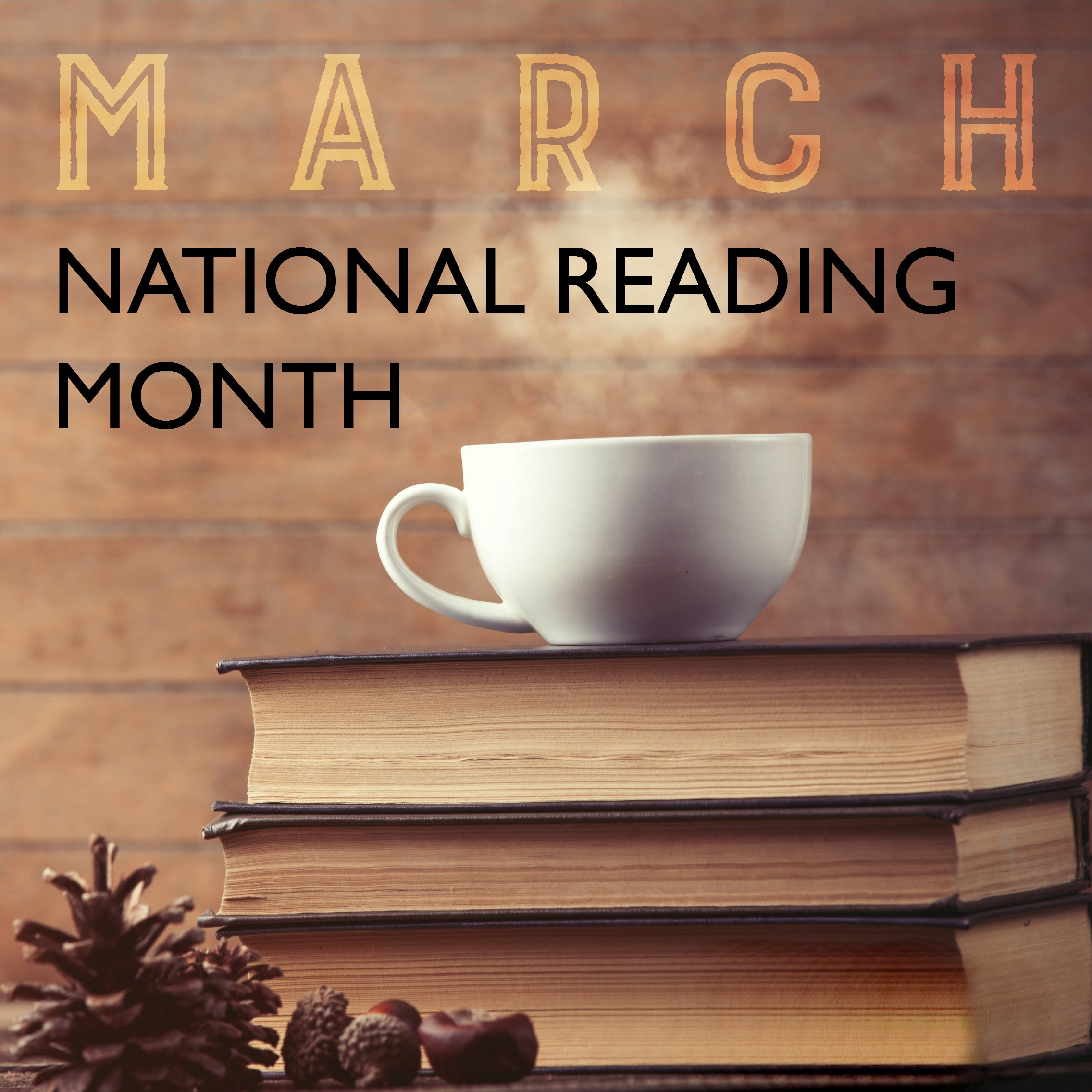 National Reading Month: On My Bookshelf
