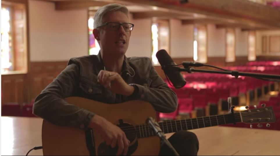 Matt Maher is IN THE HOUSE