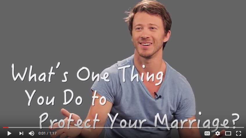 Mike Donehey on Protecting Your Marriage