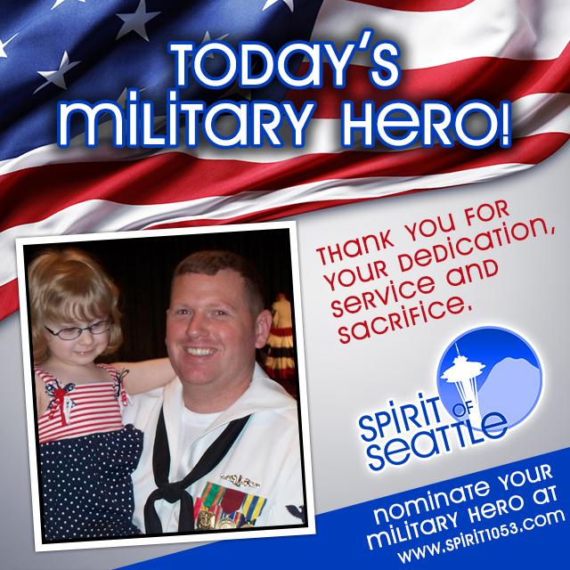 Recognizing Your Military Hero - James William
