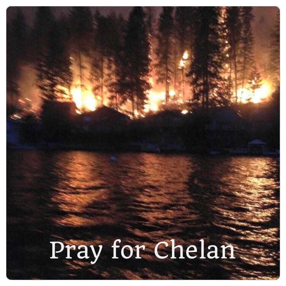 Support and Pray for Chelan