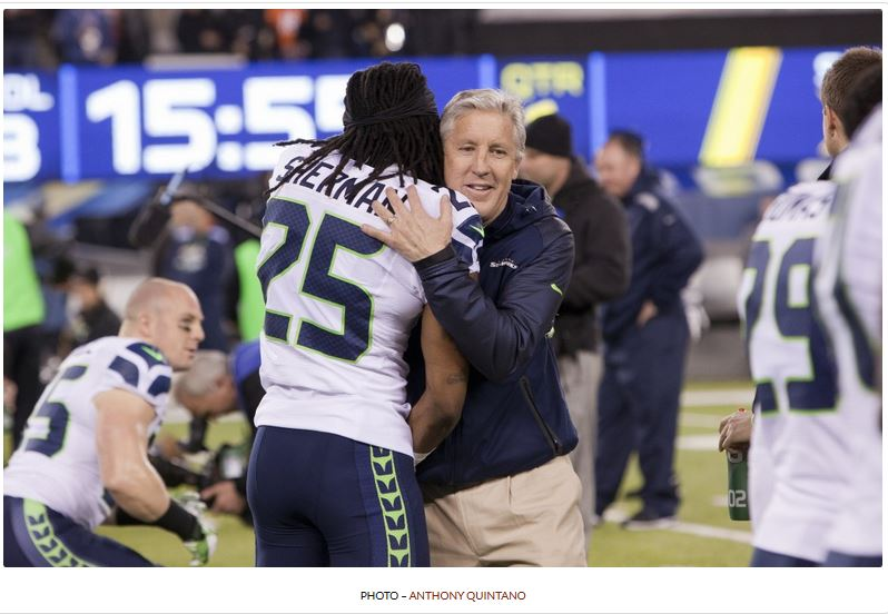 12th Man Mom: How the Seahawks are Making Me a Better Parent