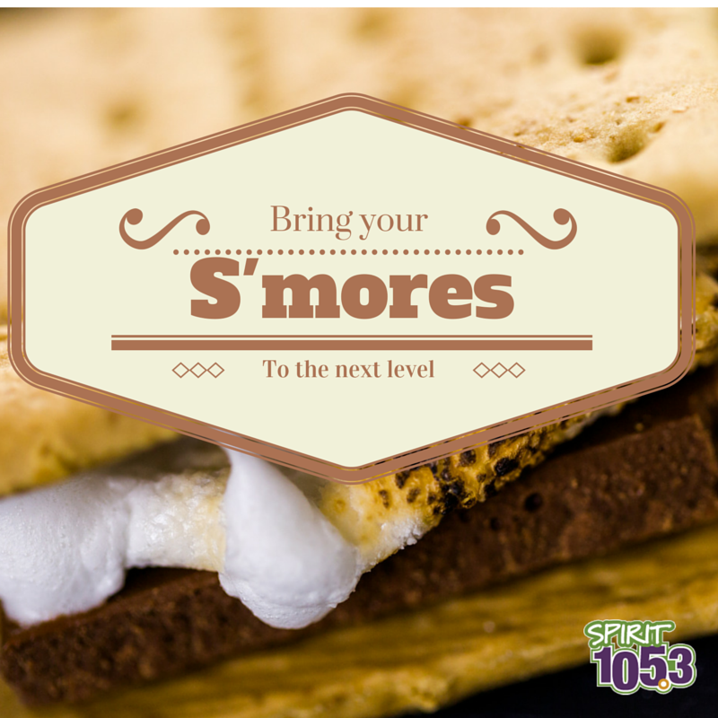 Bring Your S'mores to the Next Level