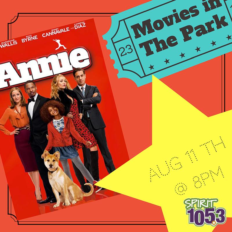 Annie - August 11th