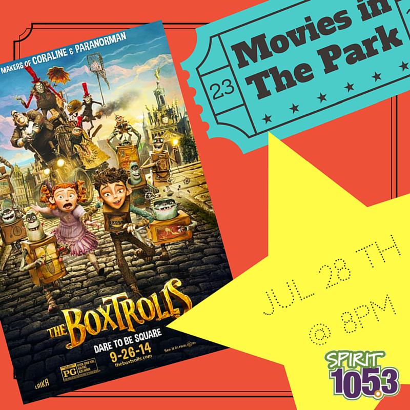 Box Trolls - July 28th