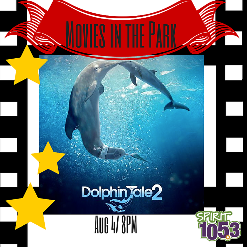 Dolphin Tale 2 - August 4th