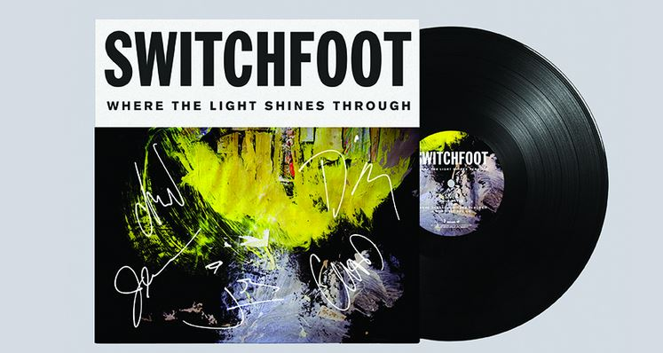 Catch the NEW Song by Switchfoot & Win