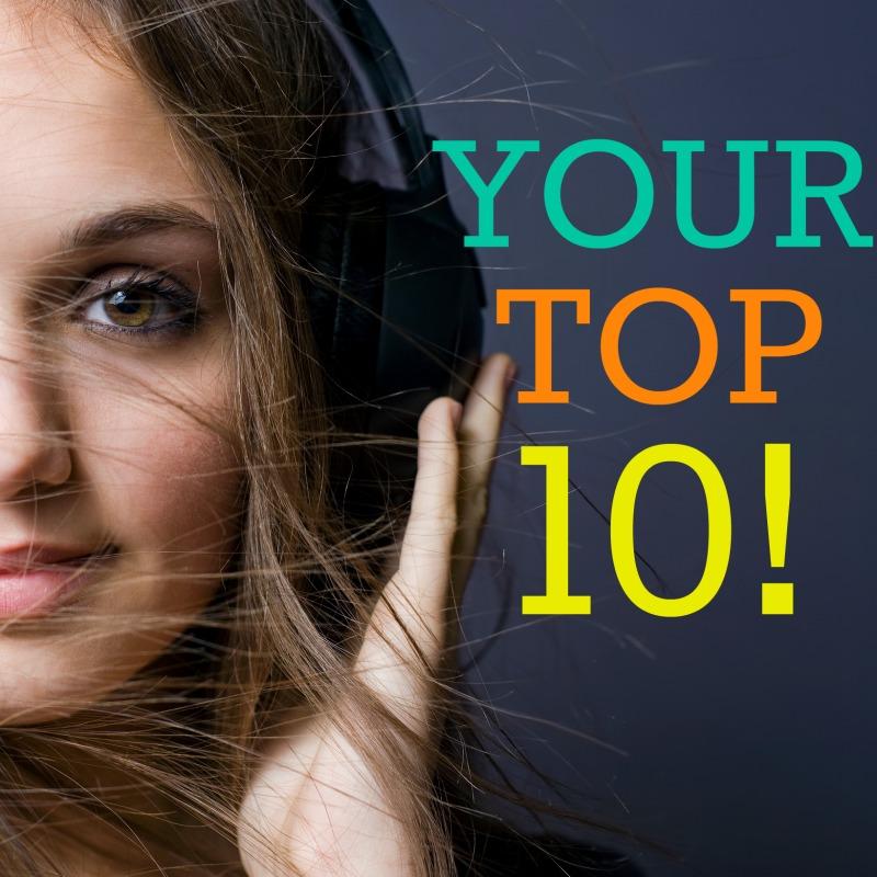 Top 10 Songs - SPIRIT Listeners' Choice (11/5-6, 11/12-13)