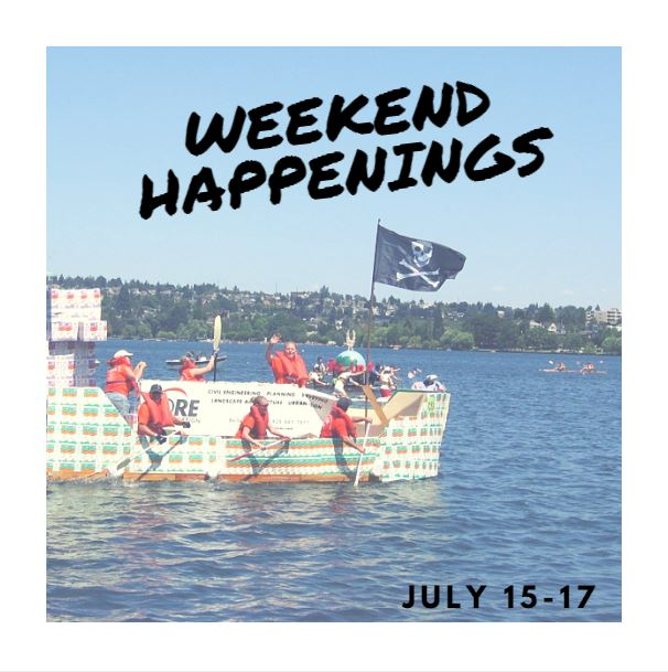 Weekend Happenings: July 16-17