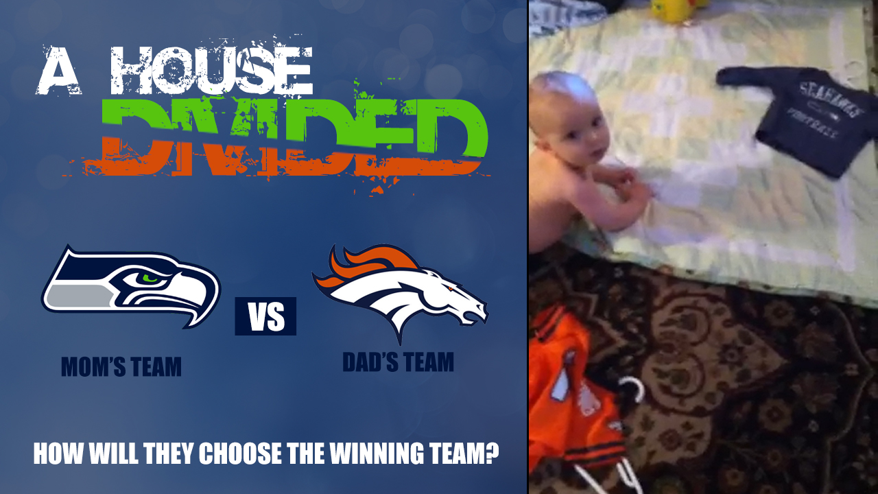 A House Divided About the Big Game