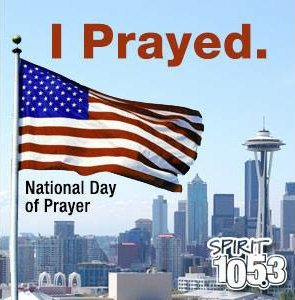 National Day of Prayer - Thursday, May 7