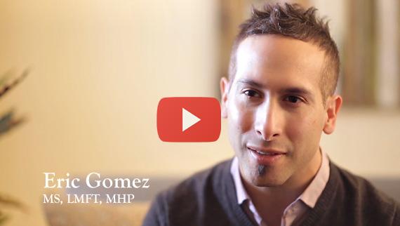 Meet Eric Gomez, MS, LMFT, MHP