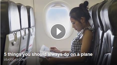 Do You Do These Things When You Fly?