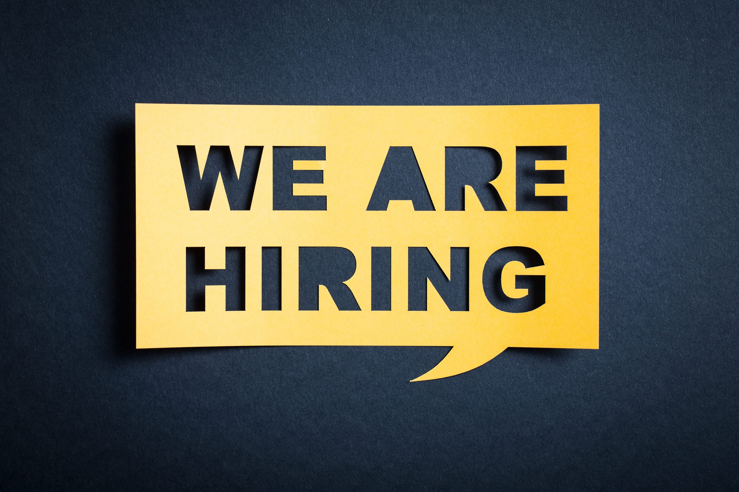 Job Opportunity: Receptionist / Office Assistant
