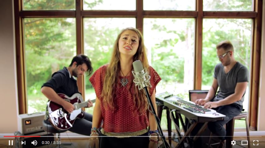 In case you missed it...Lauren Daigle's TODAY Performance
