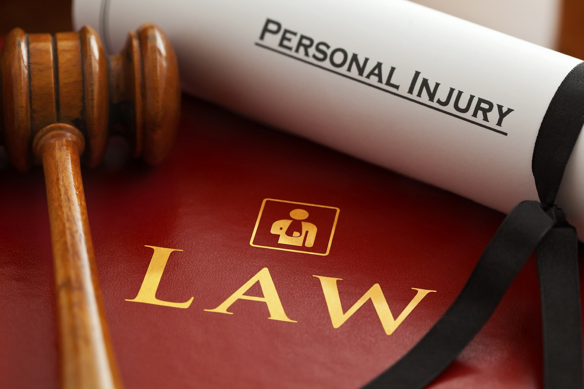 How do I handle a personal injury claim when liability is clear?