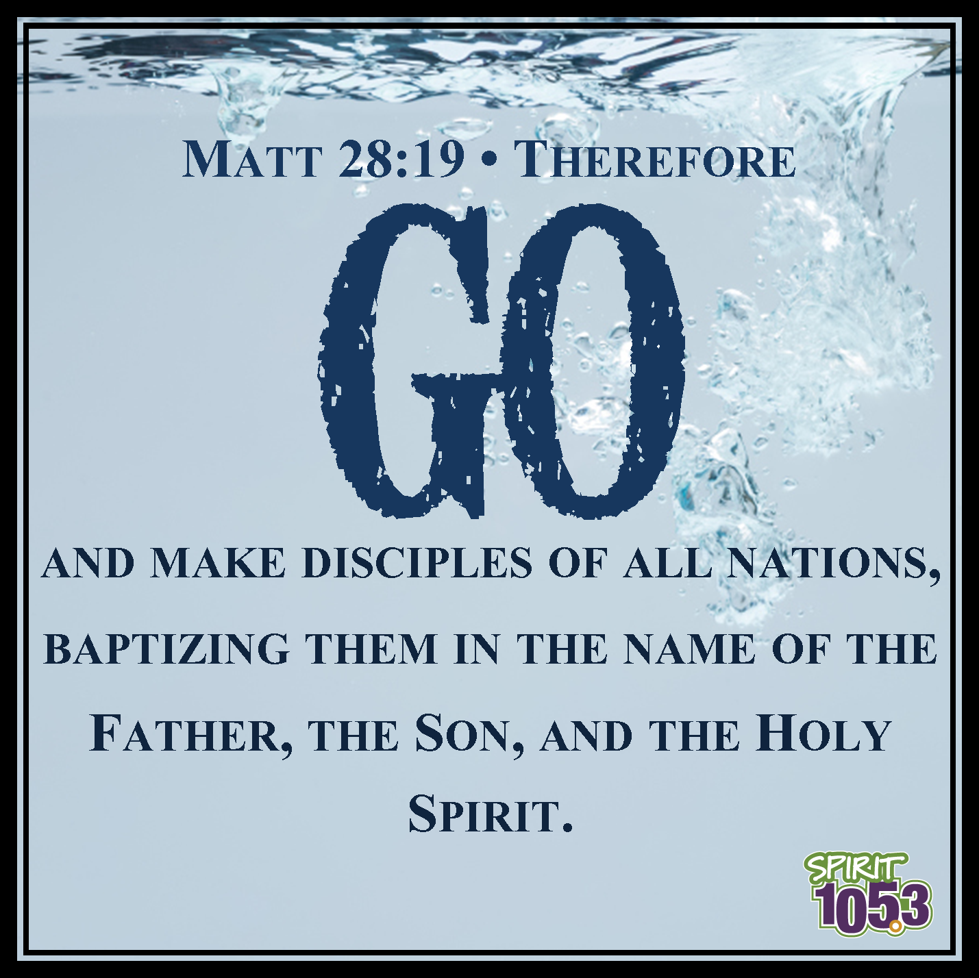 VIDEO: A Reflection on Matthew 28