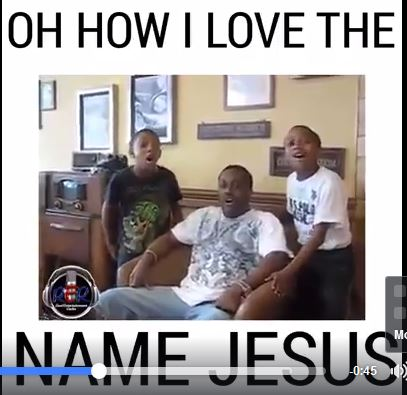 Oh How I Love The Name Jesus - This is Epic!
