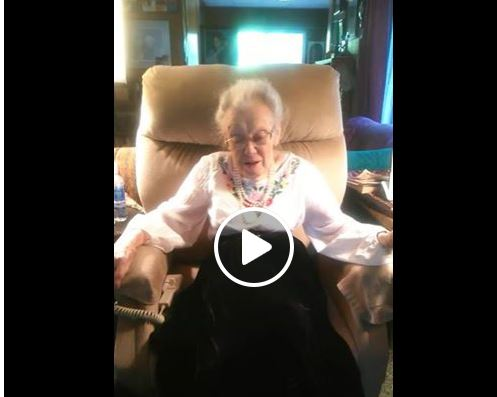 A 92-Year Old Woman Is Bringing Everyone to Tears