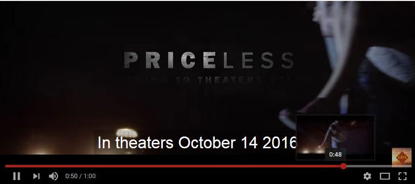 Priceless Movie Trailer