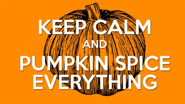 Pumpkin Spice is Invading Fall - Do you love it?