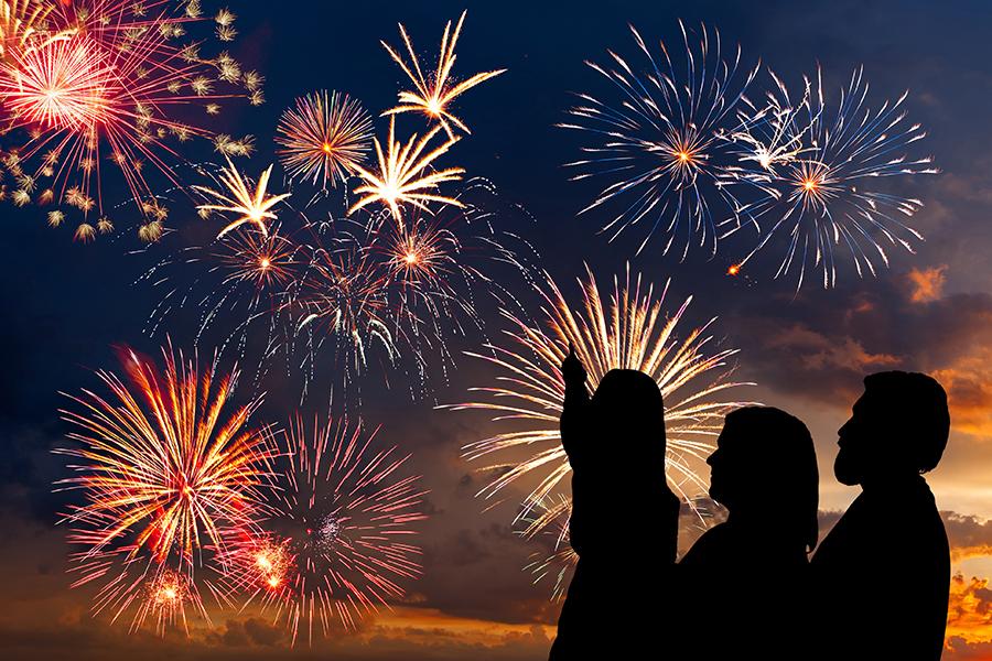 Happy 238th Anniversary America!