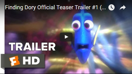 Finding Dory Coming in June