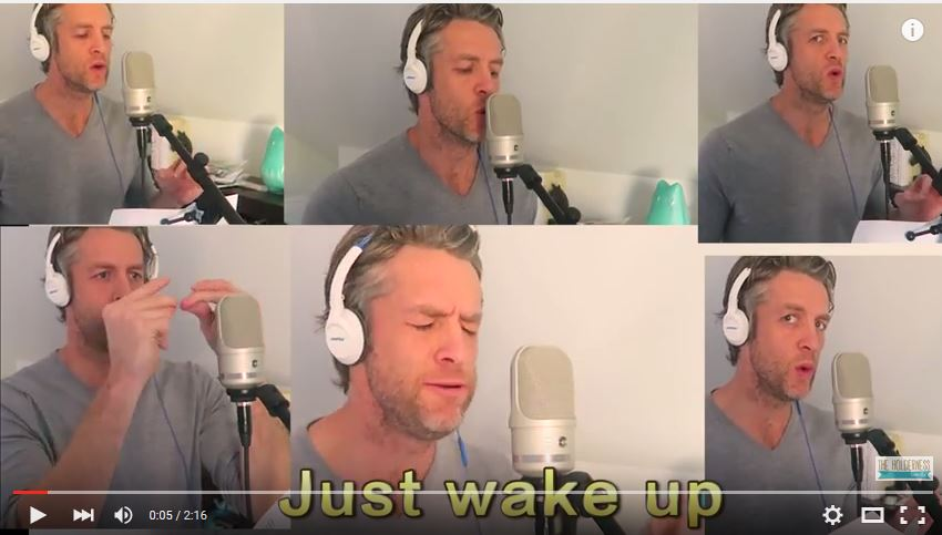 Hilarious Wake Up Song