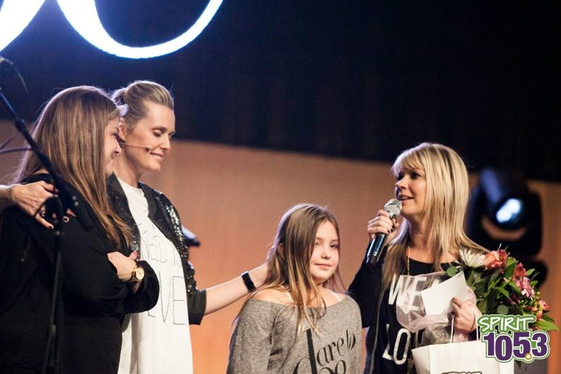 Dare to Be Recognizes a Local Woman from Christian Faith Center