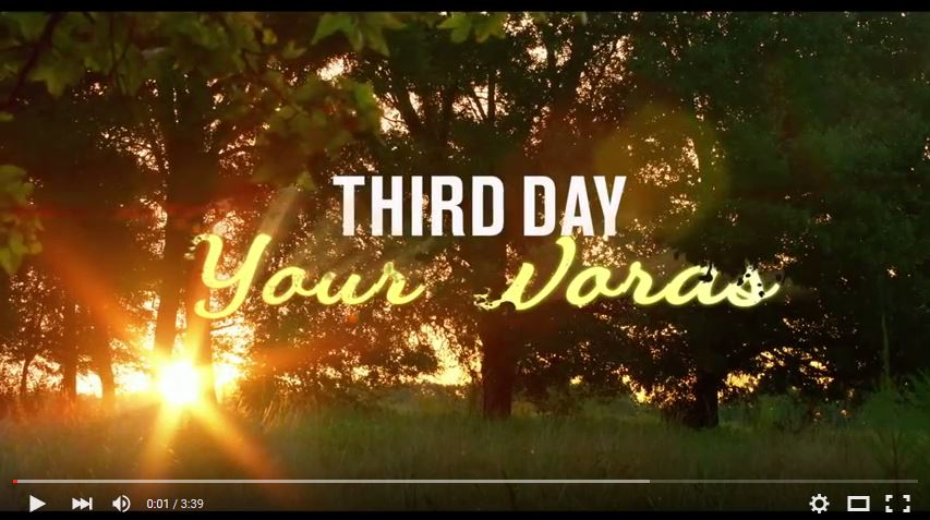 Third Day Featured in Miracles From Heaven