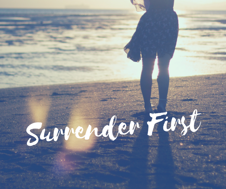 Are You A Surrendered Person?